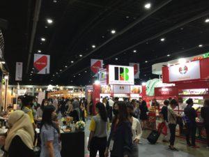 タイの食品見本市TITF