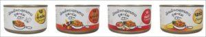 シルクワーム(蚕)の缶詰